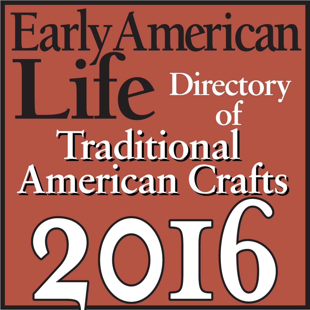 Early American Life Traditional American Crafts logo 2016