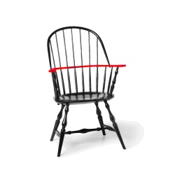 Sack Back Windsor Chair back bend and hand part
