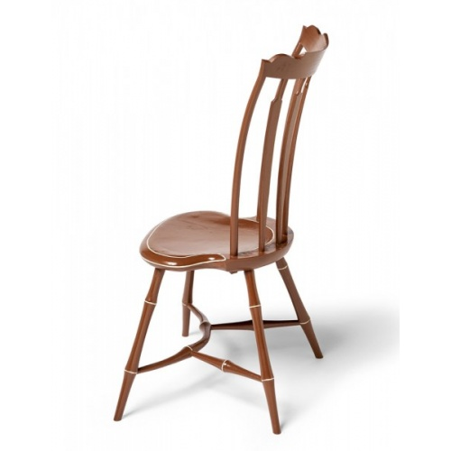 side view Arrow Back Windsor Chair