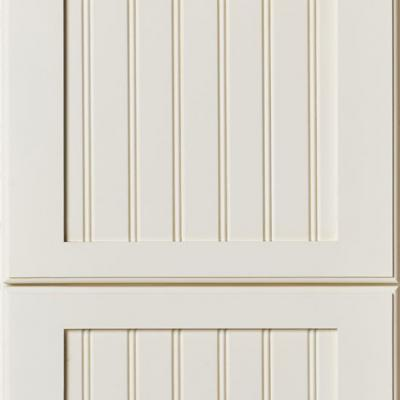 cream lacquered kitchen cabinet door
