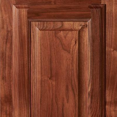 walnut kitchen cabinet door